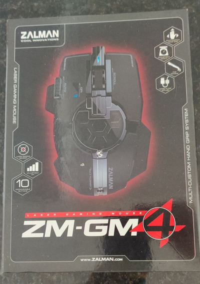 Mouse Zalman Knossos Zm-gm4 ( Transformer )