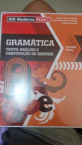 Gramatica- Texto: Analise E Construção De Sentido