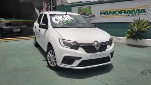 Renault Logan Life 1.0 2020 0km!