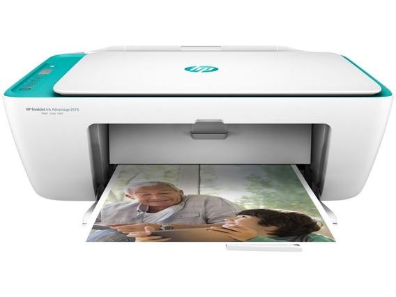 Impressora Escanner Wifi Hp Multifuncional Bivolt