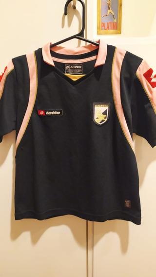 Camisa Palermo Lotto 2009 Infantil