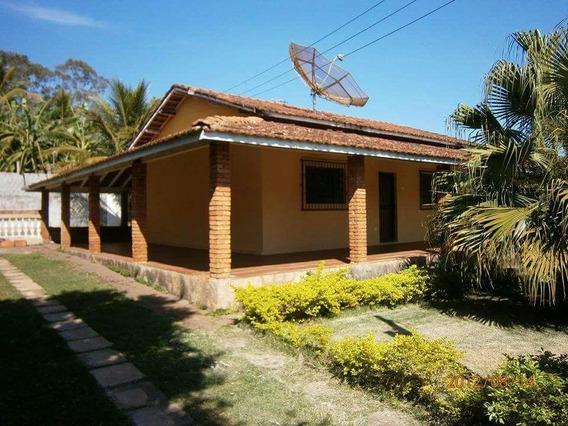 Chácara Residencial À Venda, Zona Rural, Barra Bonita. - Ch0005