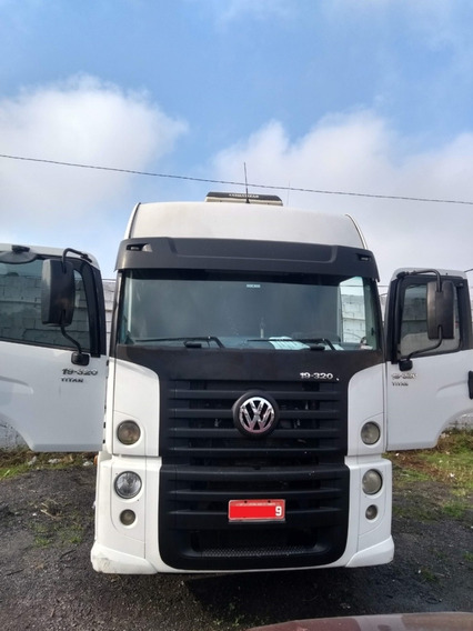 Vw Constellation 19320 Truck 6x2 No Chassi