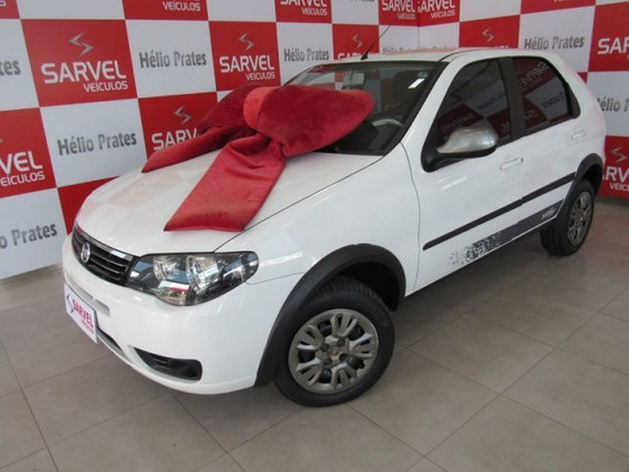 Fiat Palio Way 1.0 8v Fire Flex, Ovu2463
