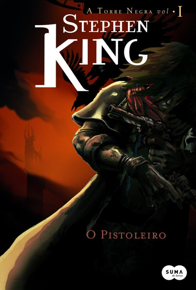 Livro O Pistoleiro Stephen King
