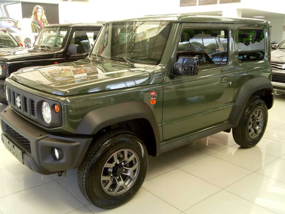 Suzuki New Jimny Glx 4x4 At 2021