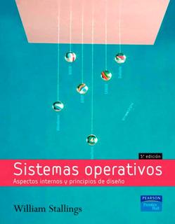 Sistemas Operativos Stallings Pearson 5a Ed