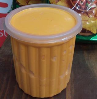 Chedar Milkaut Liquido Para Nachos X 380 Gr Burgerparty