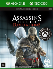 Assassin´s Creed: Revelations - Xbox 360/xbox One