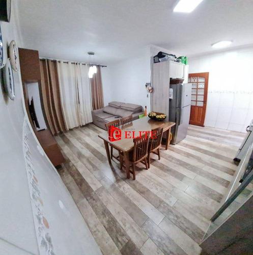 Casa Com 3 Dormitórios À Venda, 100 M² Por R$ 410.000,00 - Jardim Oriente - São José Dos Campos/sp - Ca2109