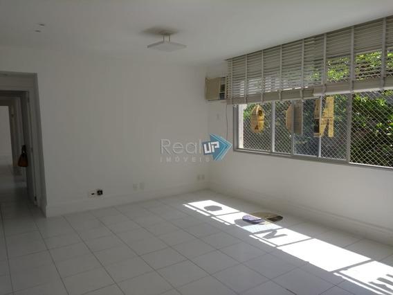 Apartamento 3 Quartos Luxo Leblon - Morar Com Tranquilidade Em Alto Estilo - 148
