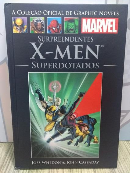 Hq Surpreendentes X-men Superdotados - Salvat