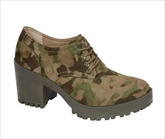 Choclo Casual Dama Vi Line Fashion Army 832244 Vesc 19-20 H