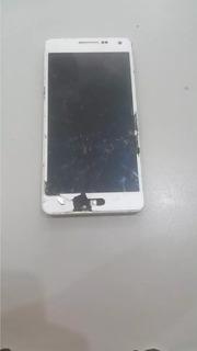 Celular Samsung A 500 Para Retirar Peças Os 001
