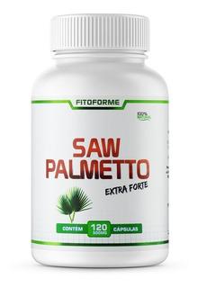 Sabal Saw Palmetto Extra Forte 500mg 120 Cápsulas