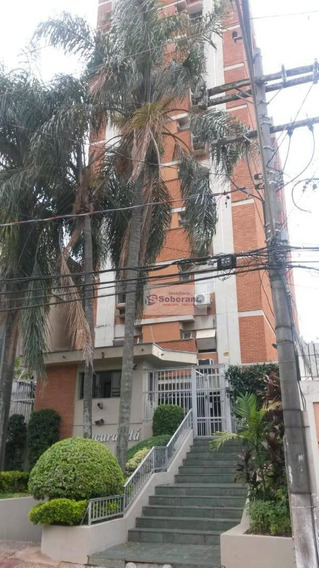 Apartamento Com 1 Dormitório Para Alugar - Bosque - Campinas/sp - Ap5631