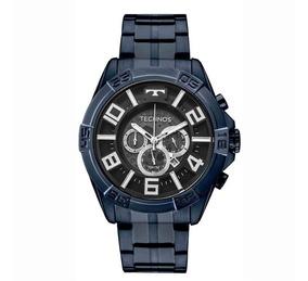 Relógio Technos Masculino Cronógrafo Os2abh/4p