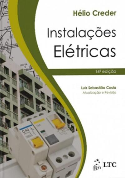 Instalacoes Eletricas - 16ª Ed