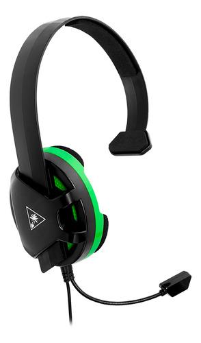 Diadema Turtle Beach Ear Force Recon Chat B/g Ps4/xbone