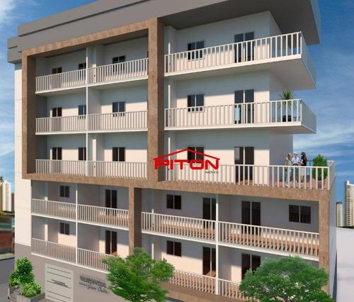 Apartamento Com 2 Dormitórios À Venda, 49 M² Por R$ 259.900,00 - Vila São Francisco - São Paulo/sp - Ap1858