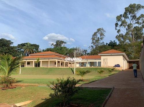 Imagem 1 de 30 de Chácara Com 4 Dormitórios À Venda, 5000 M² Terreno - 500 M2 Construção - Batatais/são Paulo - Ch0060