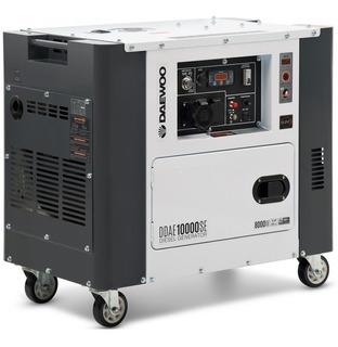 Grupo Electrógeno 7,9 Kva Daewoo Ddae10000se Diesel