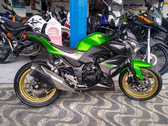 Kawasaki Z 300 Abs 2018 Moto Slink