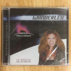 Cd Wanderlea Novo Millennium 20 Músicas (2005) Novo Lacrado!