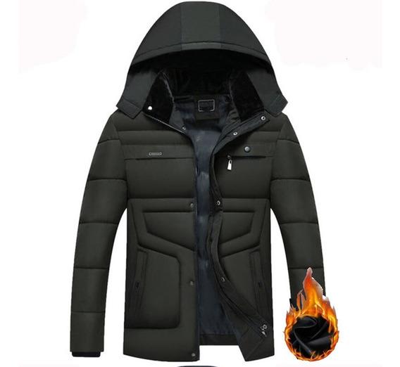 Jaqueta Masculina Casaco Frio Intenso Pronta Entrega