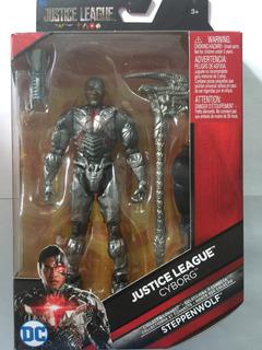 Cyborg Justice League Multiverse Steppenwolf Envió Gratis