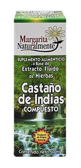 Castaño De Indias Comp Extracto 50 Ml Mejora Circulación