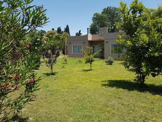Hermosa Casa-quinta En Venta 4 Amb. - Glew