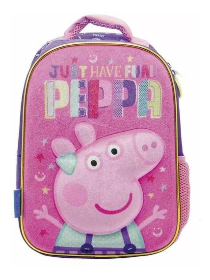 Mochila Peppa Pig 12