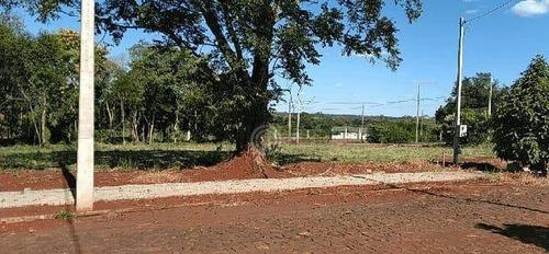 Terreno À Venda, 474 M² Por R$ 240.000,00 - Cognópolis - Foz Do Iguaçu/pr - Te1602