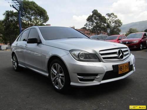 Mercedes-benz Clase C 1.8 Cgi Avantgarde