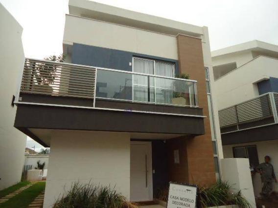 Casa Residencial À Venda, Recreio Dos Bandeirantes, Rio De Janeiro. - Ca0031