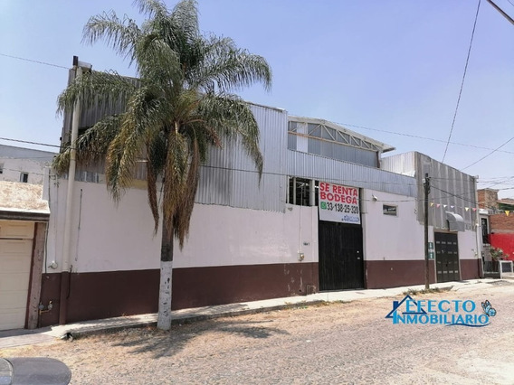 Bodega Comercial En Renta, Tonala
