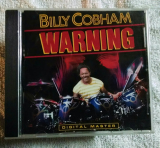 Billy Cobham Warning