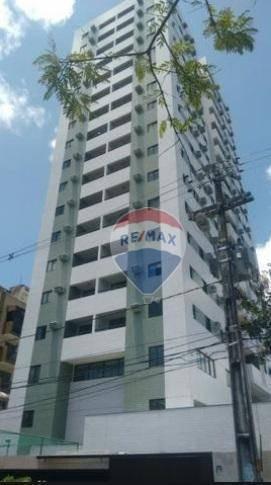 Apartamento À Venda 3 Quartos Com 70m² Na Madalena Por R$ 380.000,00 - Ap0872
