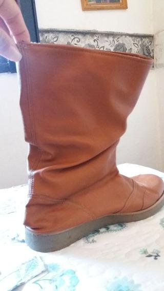 Sandalias Borcegos Y Zapatos De Cuero