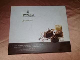 Caja De Bombones Havanna