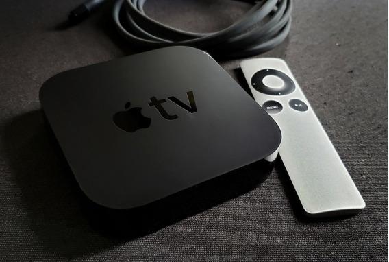 Apple Tv (3º Geração) 1080 Full Hd-conecta Netflix