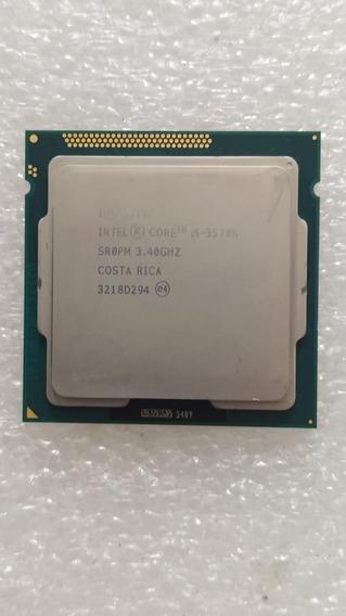 Processador Intel I5 3570k Lga1155