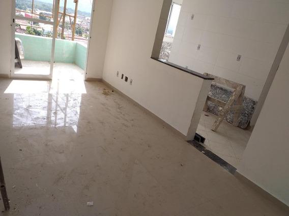 Apartamento Em Balneário Flórida, Praia Grande/sp De 48m² 1 Quartos À Venda Por R$ 285.306,88 - Ap217064