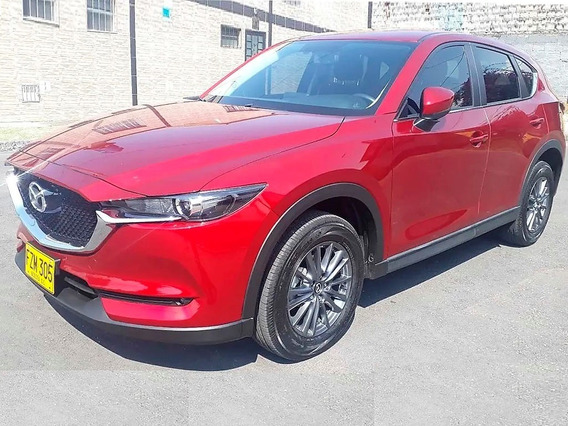 Mazda Cx5 2.0 Touring At Año Modelo 2020 Rojo Diamante