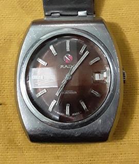Reloj Rado Montana Automático Original Único!!!!