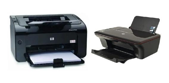 Impressoras Hp ( P 1102w E Deskjet 3050 )