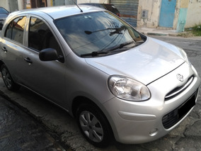 Nissan March 1.0 5p 2012 Completo