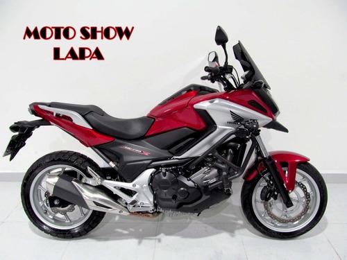 Honda Nc 750x Abs 2019 Vermelha