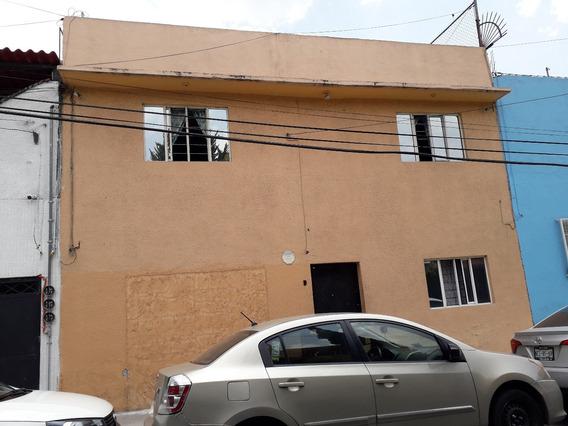 Casa En Venta En Azcapotzalco Calle 21